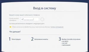 Pay PS (ПайПС) оформить займ - официальный сайт, отзывы, личный кабинет